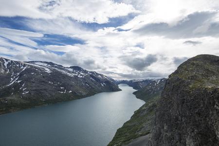 Jotunheimen National Park in Norway Stock Photo