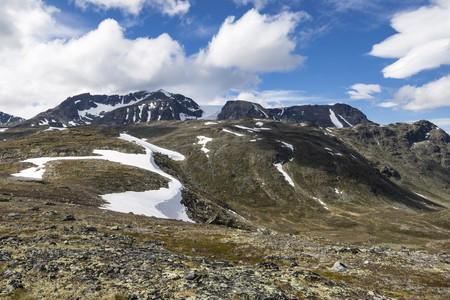 Jotunheimen Nation A Mountainous Area In Southern Norway And Part Of The Long Range Known As The Scandinavian Mountains