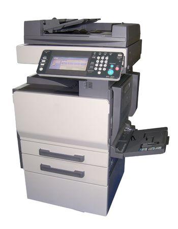 Colour laser copier