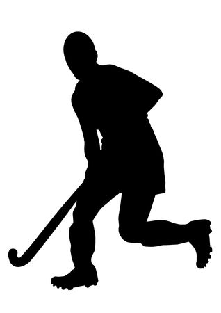 check out: Russian Hockey Player Silhouette. Please, check out my portfolio for other silhouettes. Stock Photo