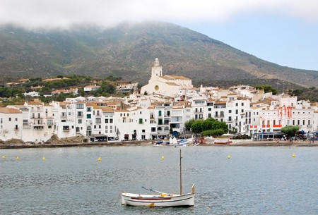 View of village of Cadaques (Costa Brava, Catalonia, Spain) Stock Photo - 6971623