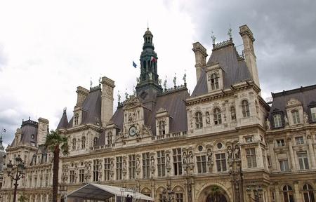 De Ville in Paris, France. Stock Photo - 8373204