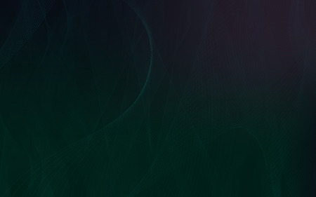 Network background. Illustration
