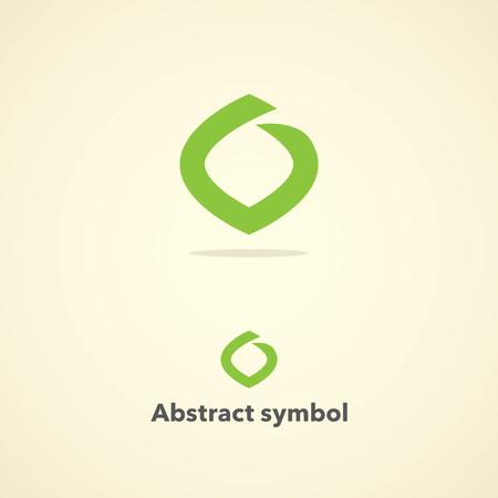 Simple abstract symbol. 向量圖像