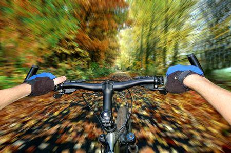celerity: biker