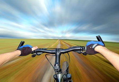 promptness: Biker