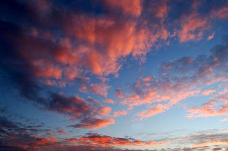 muggy: sunrise