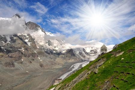 tauern: Grossglockner, National Park Hohe Tauern, Austria