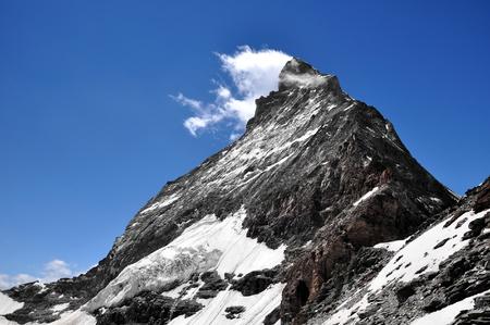 Matterhorn - Swiss alps  Stock Photo - 8277434