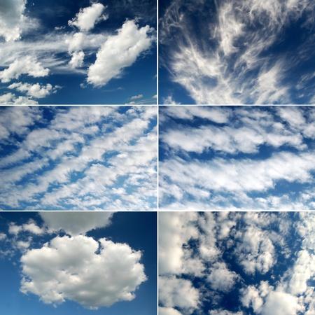 insolaci�n: Colecci�n de cielo
