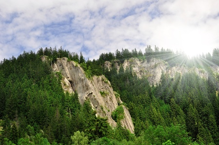 Swiss Alps-Europe