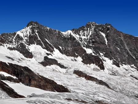 dom: DOM et Taschhorn - Alpes suisses