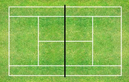 courts: Tennis court