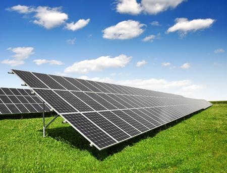 PLACAS SOLARES: Paneles de energía solar