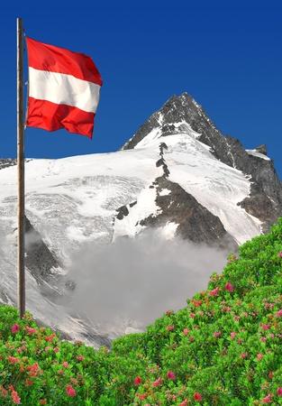 hohe tauern: Grossglockner, National Park Hohe Tauern, Austria