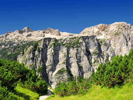 julian: Julian Alps, Slovenia