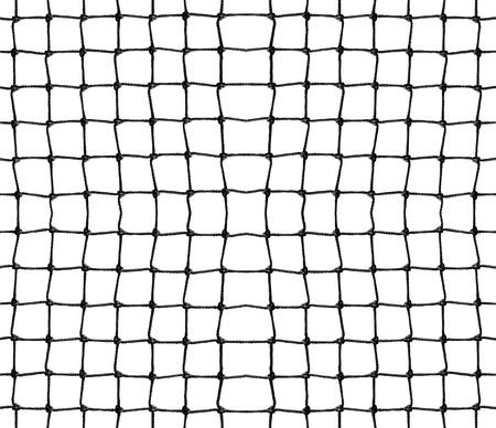 Net aislado en blanco Foto de archivo