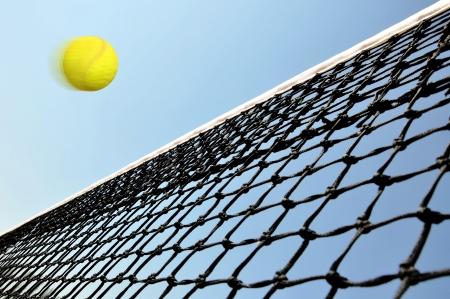 sport balls: Tennis game