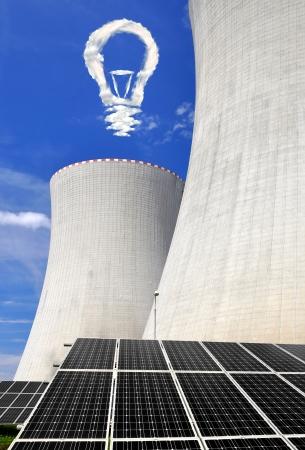 Nuclear power plant Temelin in Czech Republic Europe Stock Photo - 15661372