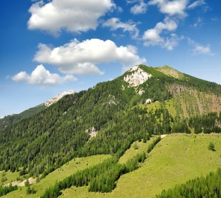 Austrian Alps - Europe