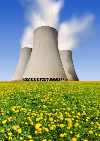 nuclear reactor: Nuclear power plant