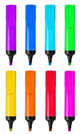 colorful felt-tip  Stock Photo - 16497480