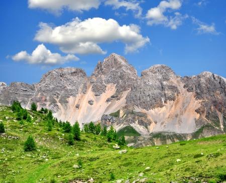 dolomite: Val di San Pellegrino - Italy Alps