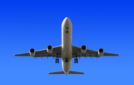 jet stream: Tráfico pesado en el aire