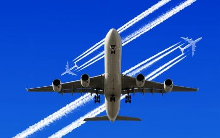jet stream: El tráfico pesado en el aire