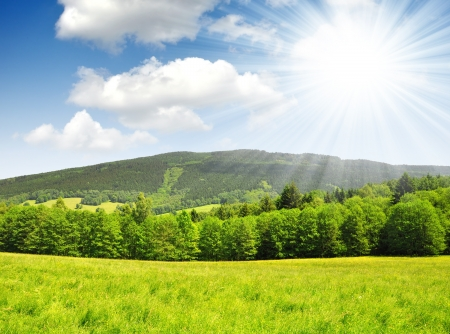 National park Sumava - Czech Republic