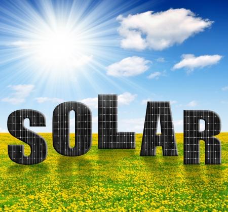 Solaranlagen auf L?wenzahn-Feld