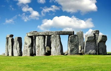 prehistoria: Monumento hist�rico Stonehenge, Inglaterra, Reino Unido