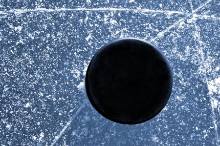 wintrily: disco da hockey su ghiaccio dell'anello
