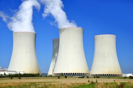 riesgo quimico: Centrales nucleares de Temelin en la República Checa Europa