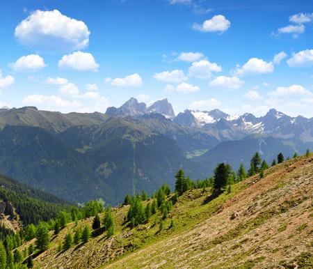 clearness: Val di Fassa - Italy Alps