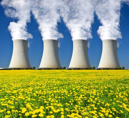 nuclear power plant: Nuclear power plant