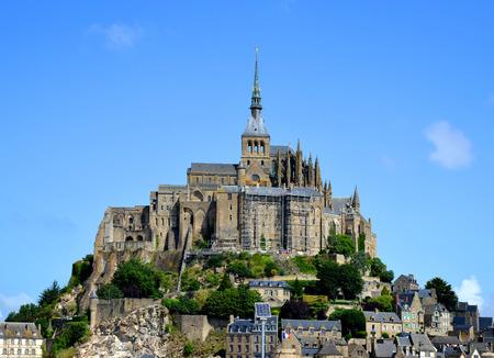 michel: Mont Saint Michele, France