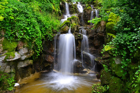 beck: Beautiful waterfall
