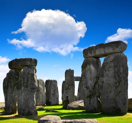 prehistory: Historical monument Stonehenge,England, UK