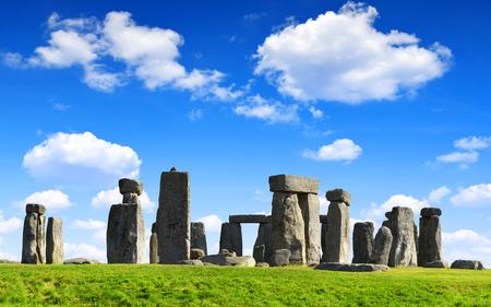 Historical monument Stonehenge,England, UK photo