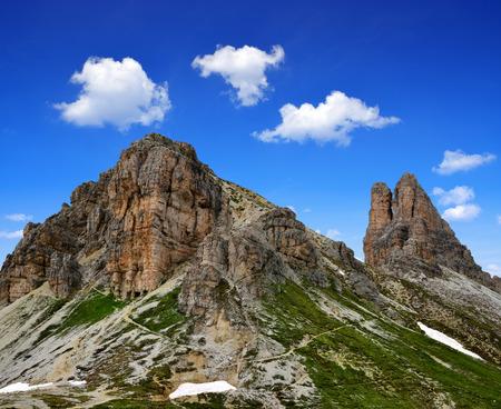 dolomite: Dolomite Alps , Italy Stock Photo
