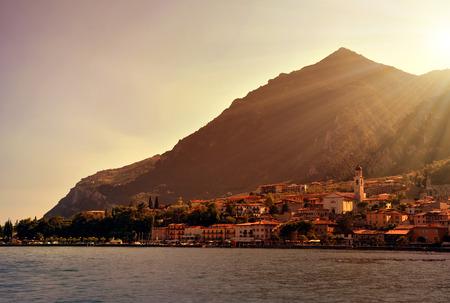 lago: Limone sul Garda ,Lago di Garda, Italy