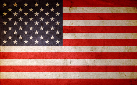 united states flag: American Flag Stock Photo