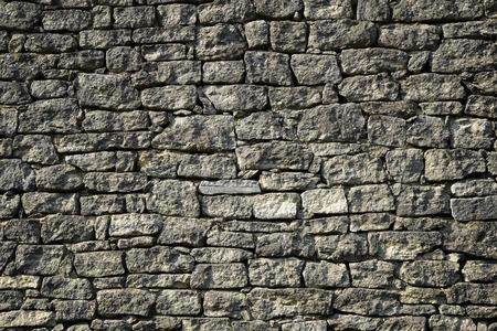 Steinwand Textur für den Hintergrund Standard-Bild