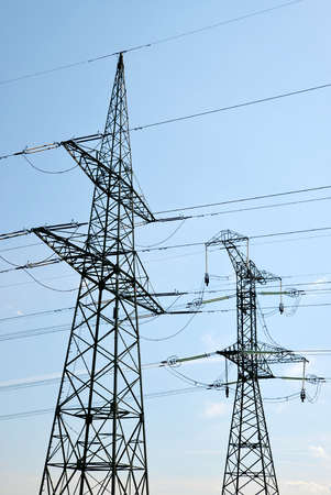 power giant: High Voltage Electric Tower