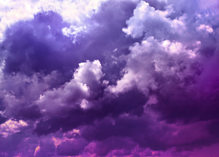 storm background: Dark storm clouds before rain. Natural background.