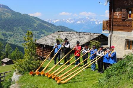 fanfare: band suiza fanfare