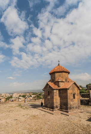 7th century Armenian church built by priests. Stock Photo - 18015009