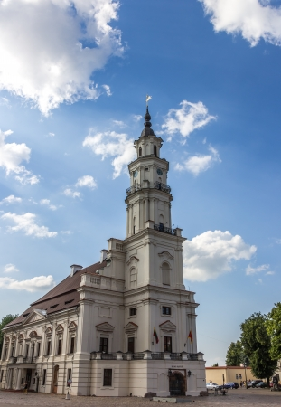kaunas: Palace of weddings in the old town of Kaunas