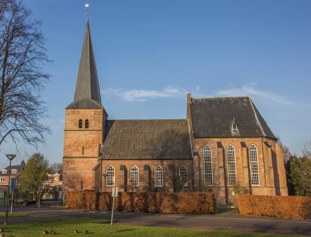 The church of Groesbeek in Gelderland, the Netherlands